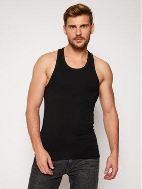 Dsquared2 Underwear Dsquared2 Underwear Tank top D9D433270 Čierna Slim Fit
