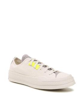 Converse Converse Sneakers aus Stoff Chuck 70 Ox 168618C Grau