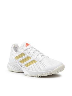 adidas adidas Παπούτσια Court Control W H00942 Λευκό