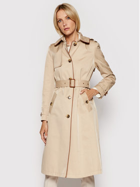 Lauren Ralph Lauren Lauren Ralph Lauren Trench-coat 297811811005 Beige Regular Fit