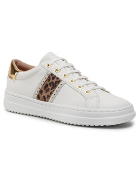 Geox Geox Sneakers D Pontoise G D04FEG 085BN C1352 Bianco