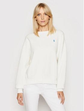 Polo Ralph Lauren Polo Ralph Lauren Bluza Lsl 211839227001 Biały Regular Fit