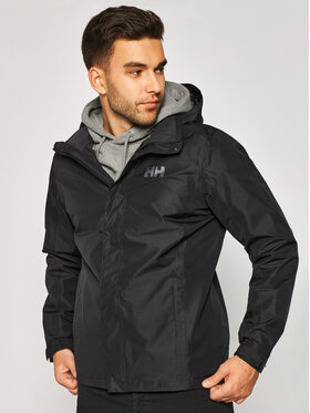 Helly Hansen Helly Hansen Kurtka outdoor Dubliner 62643 Czarny Regular Fit