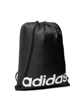 adidas adidas Раница Linear Gymsack GN1923 Черен