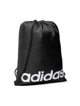 adidas adidas Ruksak vreća Linear Gymsack GN1923 Crna