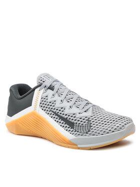 Nike Nike Cipő Metcon 6 CK9388 011 Szürke