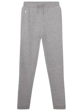 Polo Ralph Lauren Polo Ralph Lauren Pantaloni trening Fleece Leggi 312698768004 Gri Regular Fit
