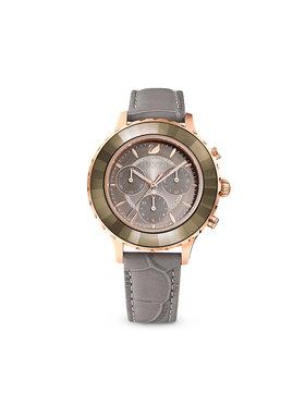 Swarovski Swarovski Zegarek Octea Lux Chrono Ls 5452495 Beżowy