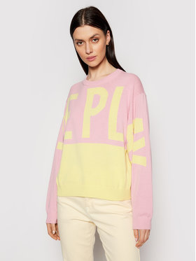 Ice Play Ice Play Pullover 21E U2M0 A006 9501 U431 Rosa Regular Fit