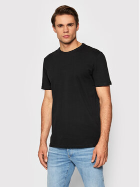 Outhorn Outhorn T-Shirt TSM610 Czarny Regular Fit