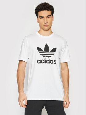adidas adidas Póló adicolor Classics Trefoil H06644 Fehér Regular Fit