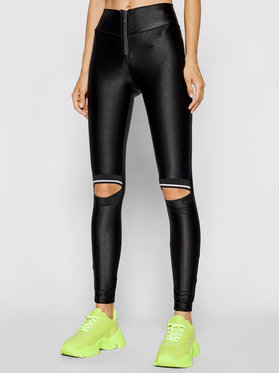 LaBellaMafia LaBellaMafia Leggings 21146 Noir Slim Fit