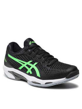 Asics Asics Chaussures Solution Speed Ff 2 Clay 1041A187 Noir