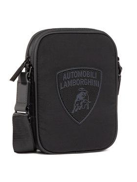 Lamborghini Lamborghini Мъжка чантичка E1XZBB13 Черен