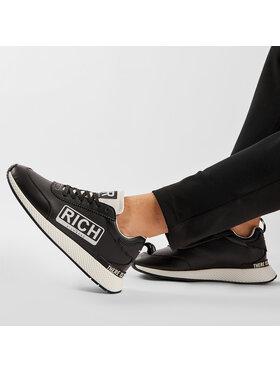John Richmond John Richmond Sneakersy 3191/CP B Čierna