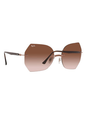 Ray-Ban Ray-Ban Слънчеви очила 0RB8065 Кафяв
