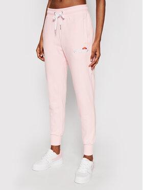 Ellesse Ellesse Spodnie dresowe Frivola Jog Pants SGS08850 Różowy Regular Fit