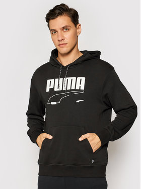 Puma Puma Džemperis Rebel 585742 Juoda Regular Fit