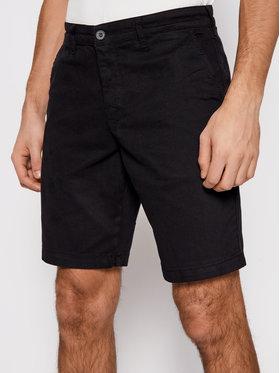 Lyle & Scott Lyle & Scott Kratke hlače SH800V Crna Regular Fit
