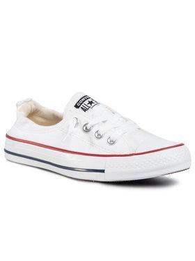 Converse Converse Plátěnky 537084C Bílá