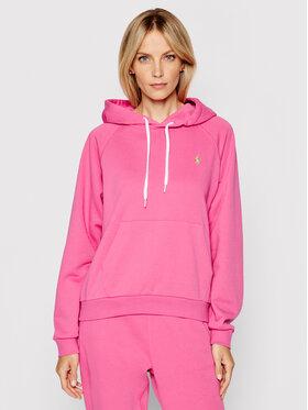 Polo Ralph Lauren Polo Ralph Lauren Sweatshirt Lsl 211790473013 Rose Regular Fit