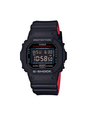 G-Shock G-Shock Ρολόι DW-5600HR-1ER Μαύρο