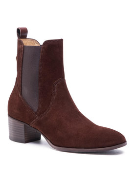Gant Gant Kotníková obuv s elastickým prvkem Sealy 21553964 Hnědá
