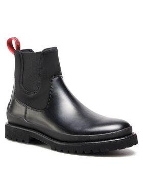 Hugo Hugo Outdoorová obuv Adventurer 50445835 10224980 01 Čierna