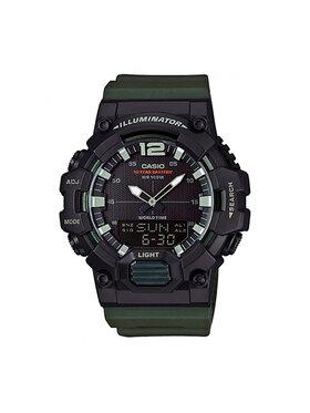 Casio Casio Часовник HDC-700-3AVEF Зелен