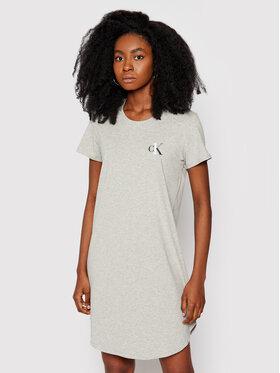 Calvin Klein Underwear Calvin Klein Underwear Kleid für den Alltag 000QS6358E Grau Regular Fit