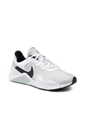 Nike Nike Boty Legend Essential 2 CQ9356 002 Šedá