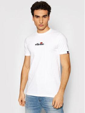 Ellesse Ellesse T-Shirt Caciot SHI11151 Bílá Regular Fit