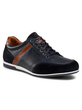 Gino Rossi Gino Rossi Sneakersy MI08-C666-667-12 Granatowy