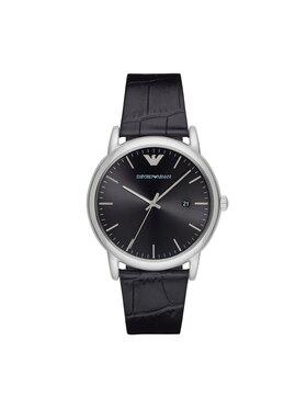 Emporio Armani Emporio Armani Часовник Luigi AR2500 Черен