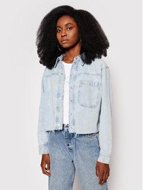 Calvin Klein Jeans Calvin Klein Jeans Kurtka jeansowa J20J215908 Niebieski Relaxed Fit