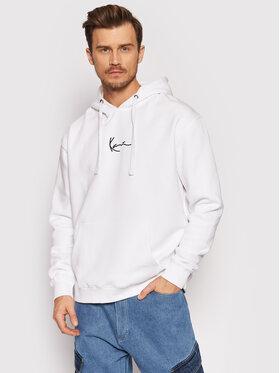 Karl Kani Karl Kani Sweatshirt Signature 6021239 Weiß Regular Fit