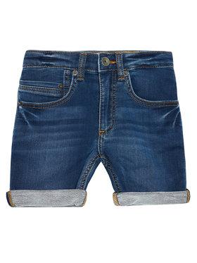 Timberland Timberland Pantaloncini di jeans T24B35 S Blu scuro Regular Fit
