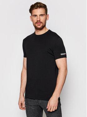 Dsquared2 Underwear Dsquared2 Underwear T-Shirt D9M203520 Černá Regular Fit