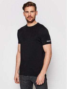 Dsquared2 Underwear Dsquared2 Underwear T-shirt D9M203520 Noir Regular Fit