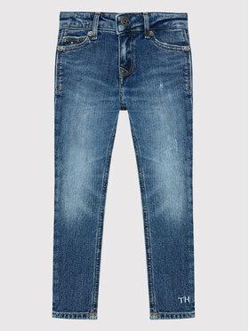 Tommy Hilfiger Tommy Hilfiger Jeans Nora KG0KG05959 D Blu scuro Skinny Fit