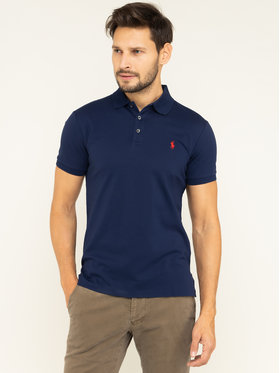Polo Ralph Lauren Polo Ralph Lauren Polo 710541705 Bleu marine Slim Fit