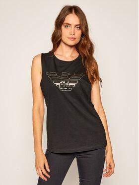 Emporio Armani Underwear Emporio Armani Underwear Top 164007 9P291 00020 Schwarz Regular Fit