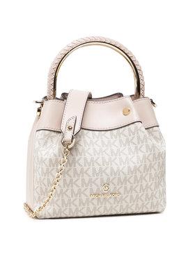 MICHAEL Michael Kors MICHAEL Michael Kors Handtasche Rosie 30S1GRIL1B Weiß