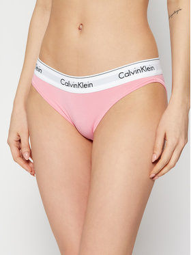 Calvin Klein Underwear Calvin Klein Underwear Klasikinės kelnaitės 0000F3787E Rožinė