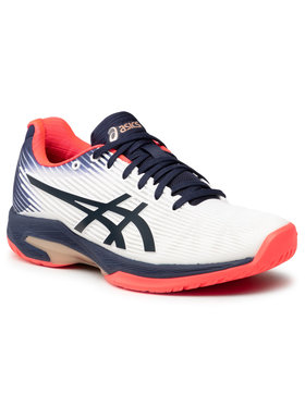 Asics Asics Chaussures Solution Speed Ff 1042A002 Blanc