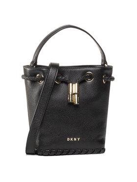 DKNY DKNY Handtasche Winnie Sm Bucket R02JUI94 Schwarz