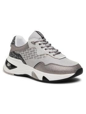 Liu Jo Liu Jo Sneakers Hoa 10 BA1037 TX007 Argent