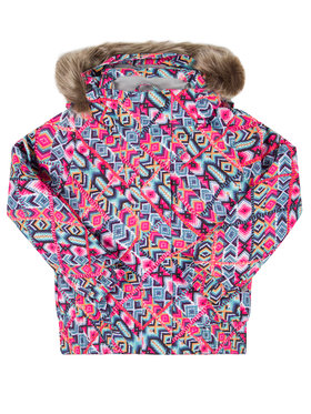 Spyder Spyder Veste de ski Lola 195104 Multicolore Regular Fit