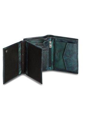 Pierre Cardin Pierre Cardin Velká pánská peněženka TILAK12.326 Tmavomodrá