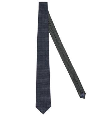 Tommy Hilfiger Tailored Tommy Hilfiger Tailored Cravată TT0TT08344 Bleumarin